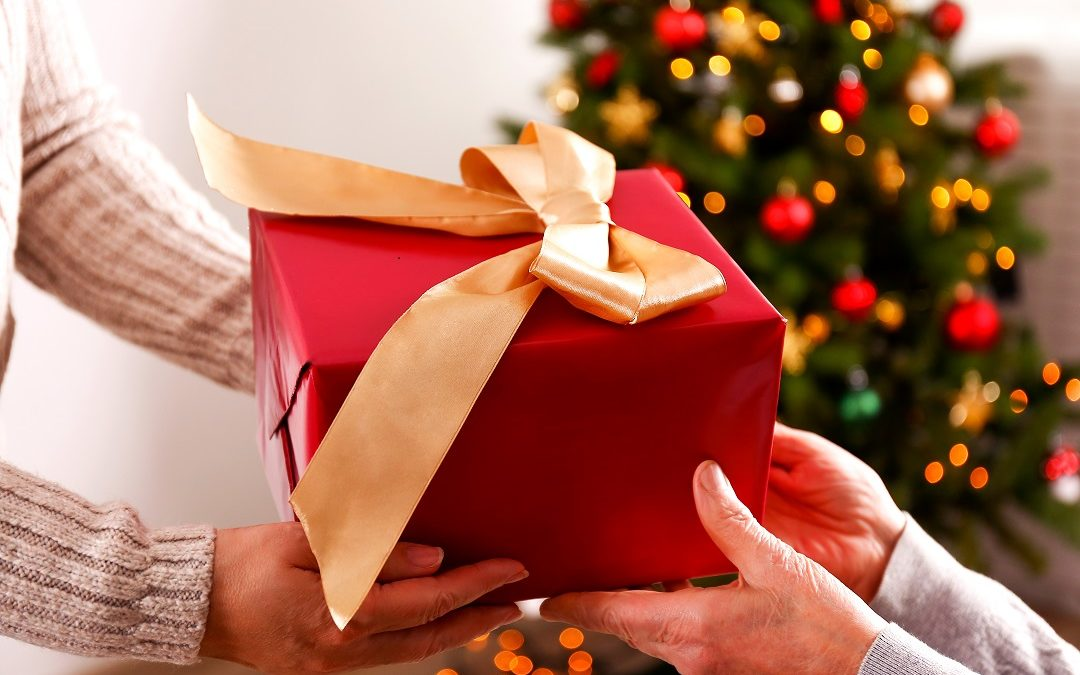 12 gifts caregivers give all year round…